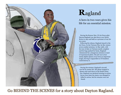 Behind the Scenes Dayton Ragland, N is for Never Forget