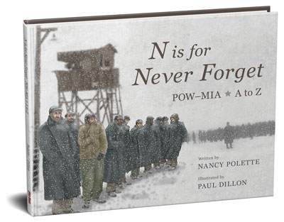 N is for Never Forget buy the book